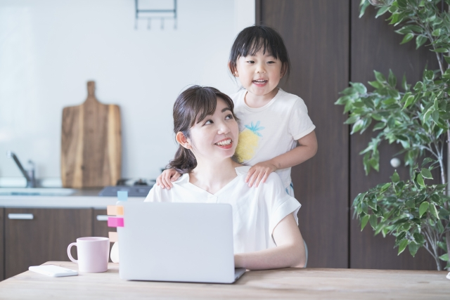 子育て中に在宅で仕事をする前に準備すべき5つのこと